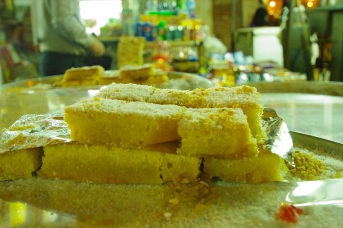 エジプトのお菓子コナーファ (3)
