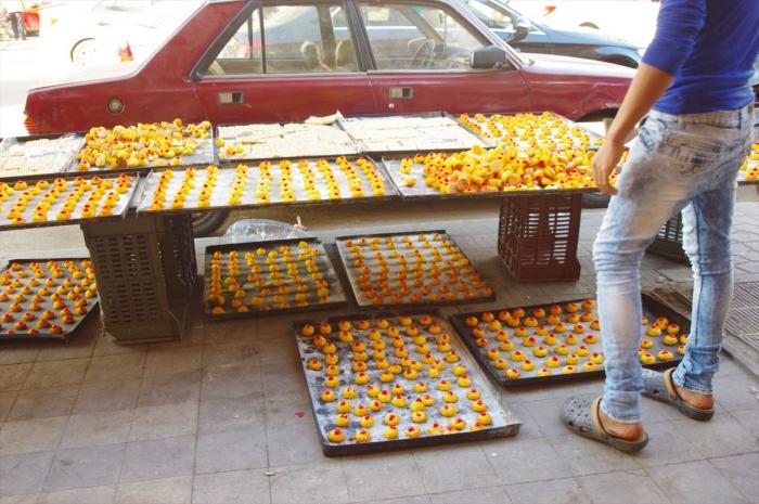 エジプトのお菓子たち (1)