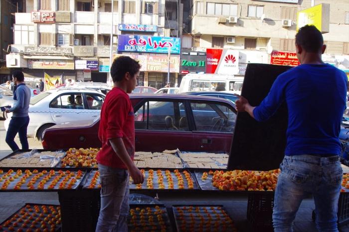 エジプトのお菓子たち (14)