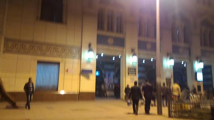 エジプトラムセス駅