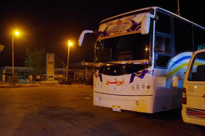 エジプトからスーダンへ (3)