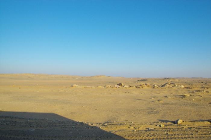 エジプトからスーダンへ (8)