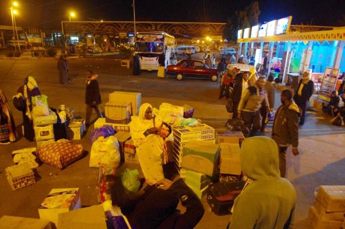 エジプトからスーダンへ (7)
