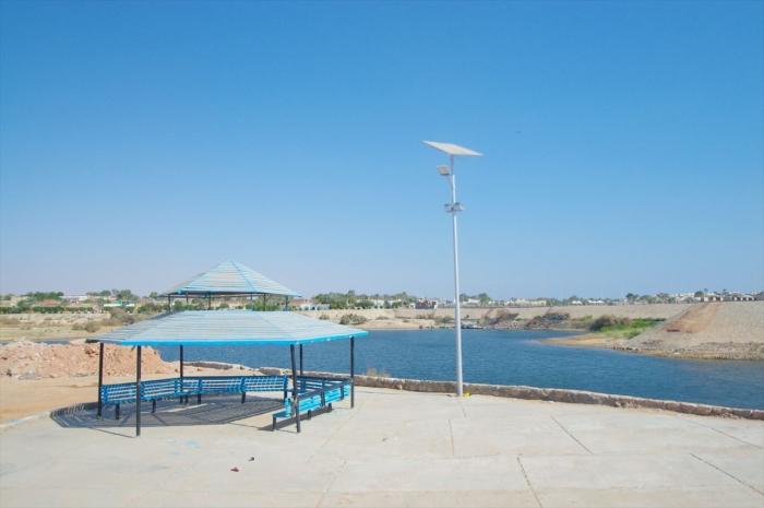 フェリーでスーダン国境越え (3)