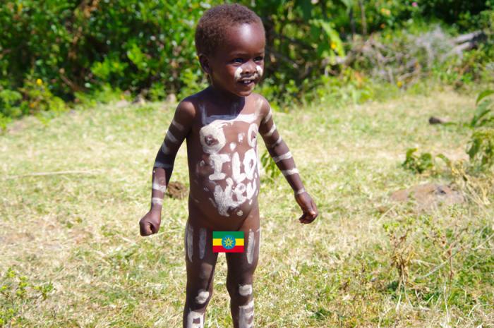 エチオピア民族巡り