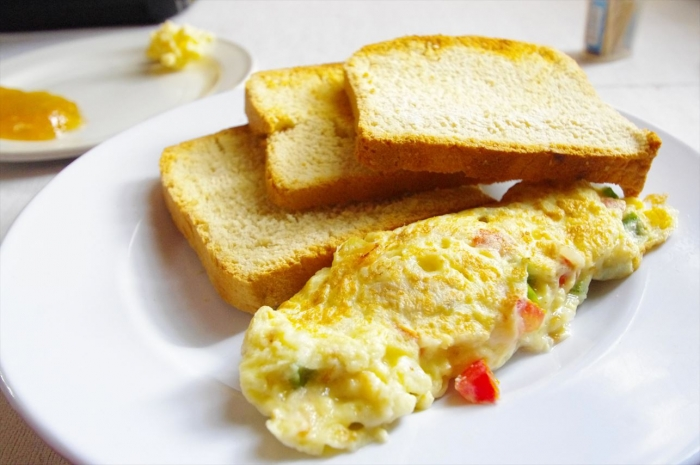 タイトゥの朝ごはん (3)