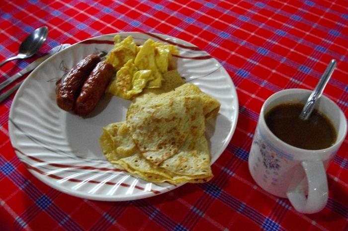 朝ごはん0116