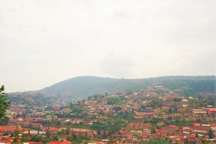 ルワンダの景色 (4)