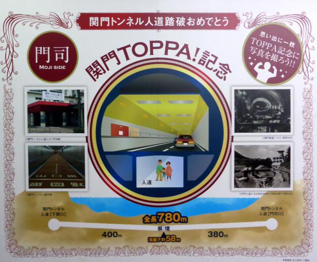 関門人道トンネル2