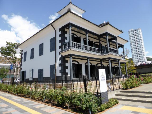 旧睦沢学校校舎2