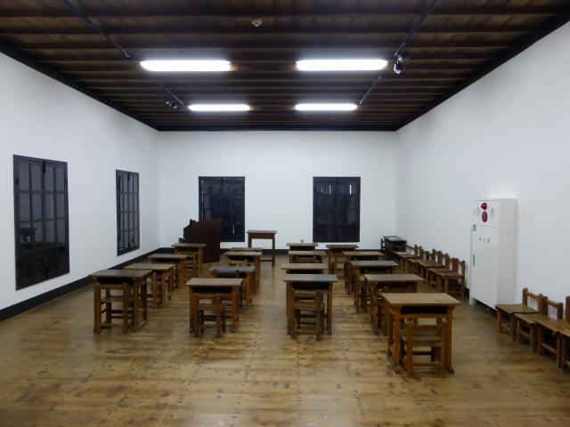 旧睦沢学校校舎4