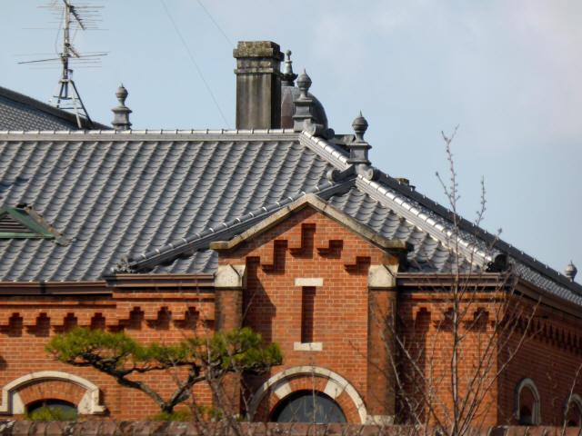 旧奈良県監獄署1