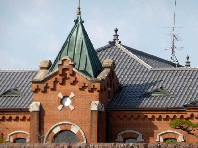 旧奈良県監獄署2
