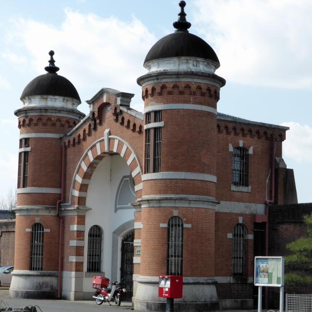 旧奈良県監獄署3