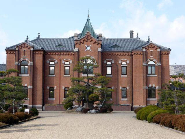 旧奈良県監獄署5