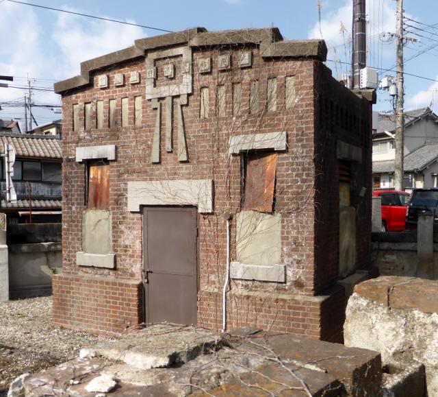 奈良市水道計量器室3