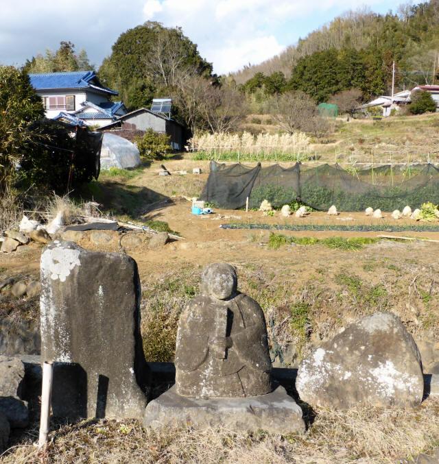 韮山城址7