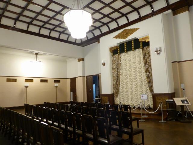 山梨県庁旧庁舎6