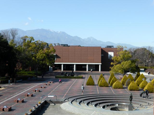 山梨文学館7