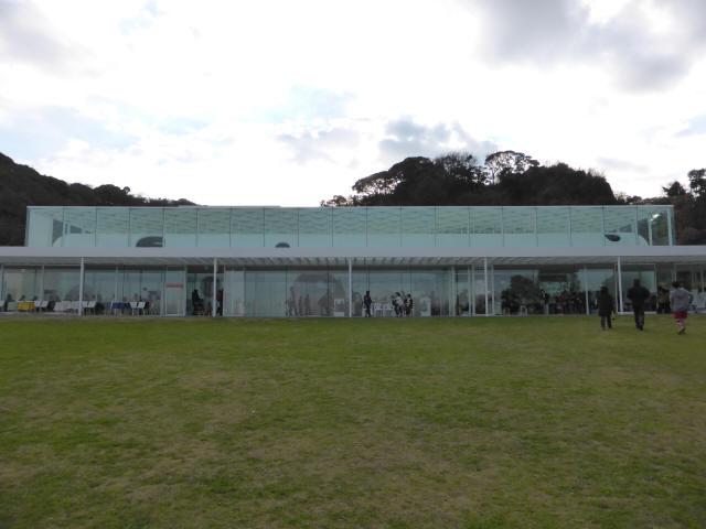 横須賀美術館0