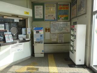 JR草津線石部駅