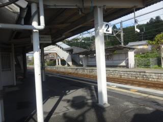 JR草津線甲南駅