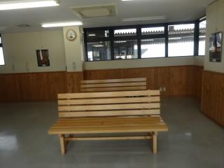 JR草津線甲賀駅