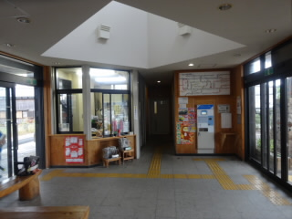 JR草津線油日駅