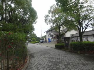 近江鉄道水口城南駅