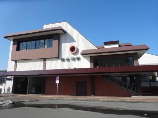 JR琵琶湖線南彦根駅