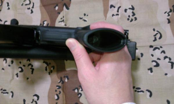 VFC H&K MP5 PDW5
