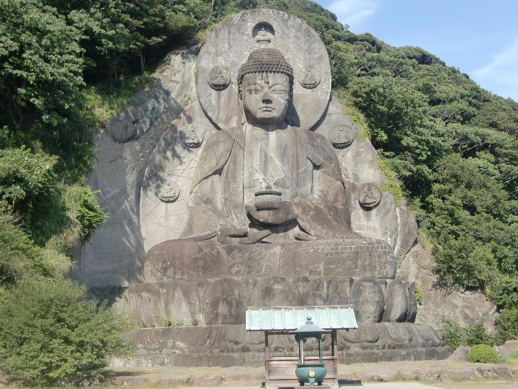 雑学のソムリエ 日本寺大仏