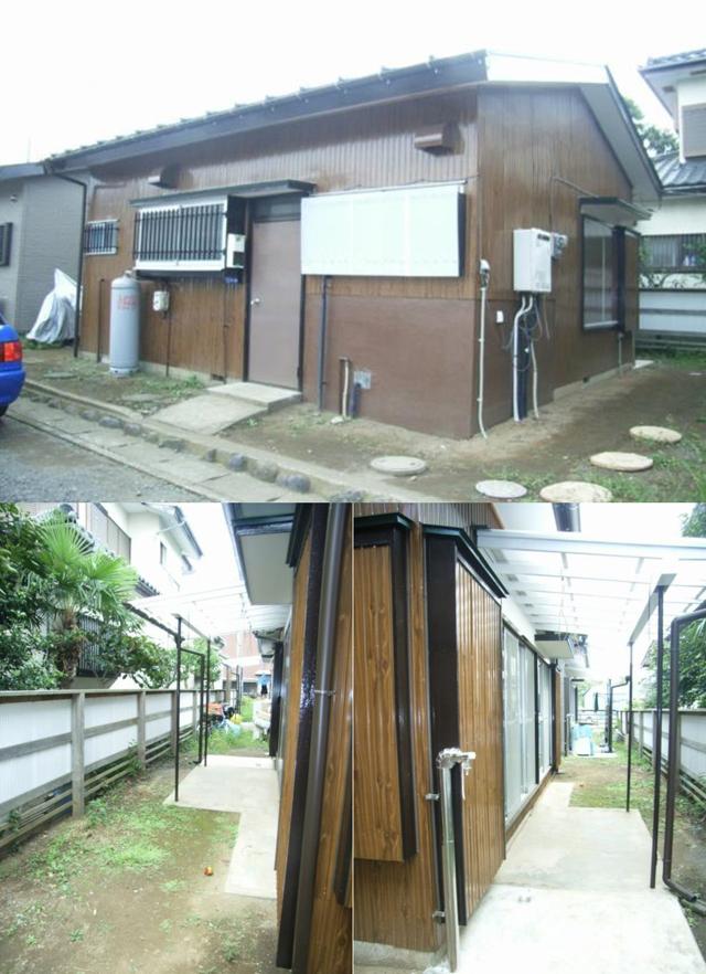 ■物件番号4294 辻堂駅西口徒歩8分!駅近昭和レトロ平屋!格安6.5万円!2DKタイプ!小さな庭有り!