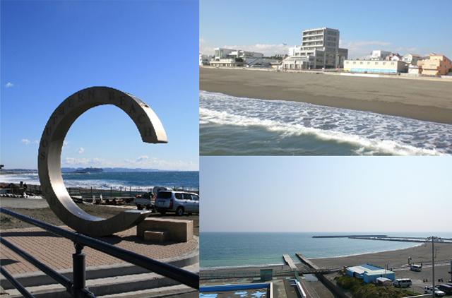 ■物件から徒歩6分でサザンビーチ!!自転車なら2分でビーチです!!せっかく湘南に住むならこの位海の近くに住んでみて下さい!!!