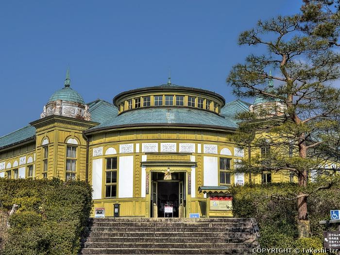 旧伊勢郵便局舎(宇治山田郵便局舎)