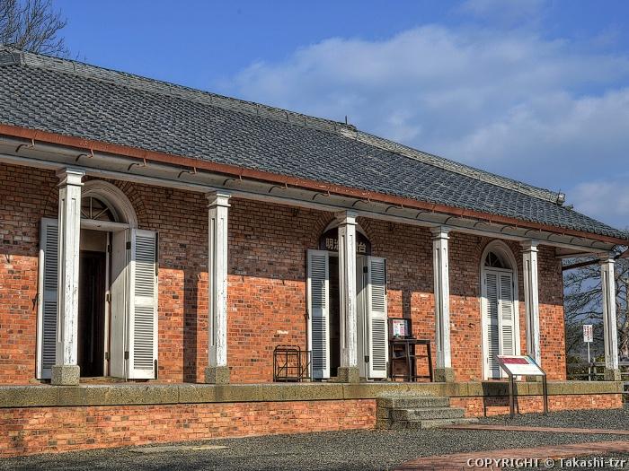 旧菅島燈台付属官舎