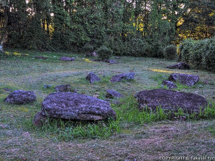 原山支石墓群
