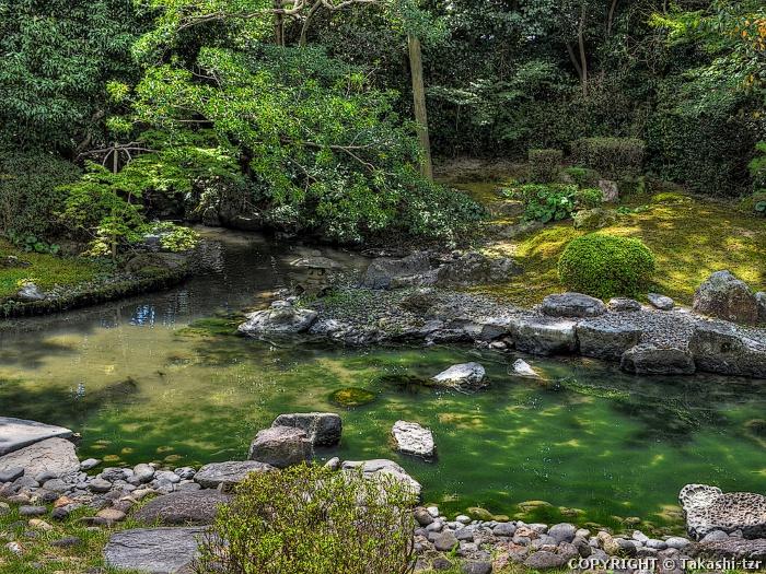 戸島氏庭園