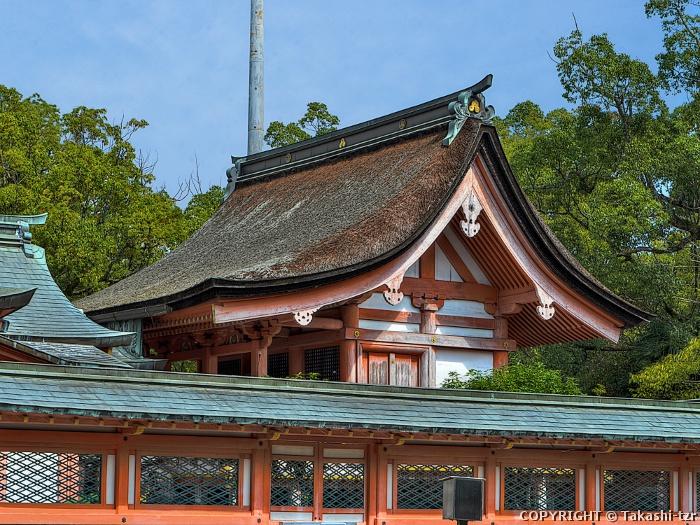 風浪神社本殿