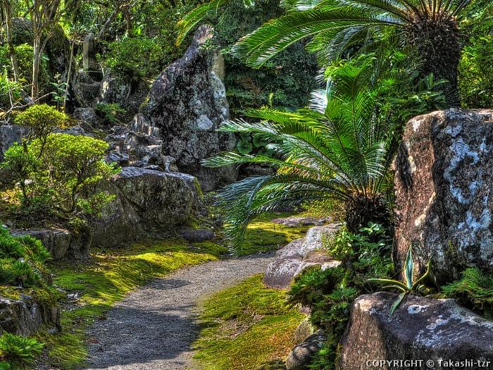 志布志麓庭園