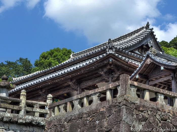 清水寺本堂(長崎)