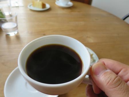 コーヒー旨し