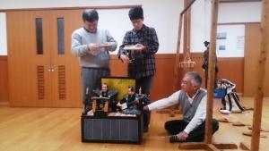 12-18竹の子会練習①