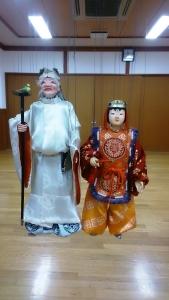 12-18竹の子会練習③翁