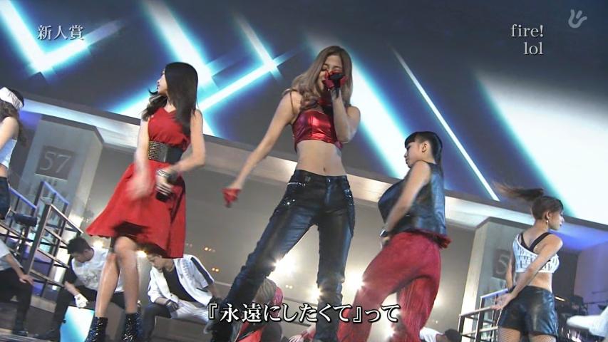 「第57回 輝く!日本レコード大賞」lol hibiki