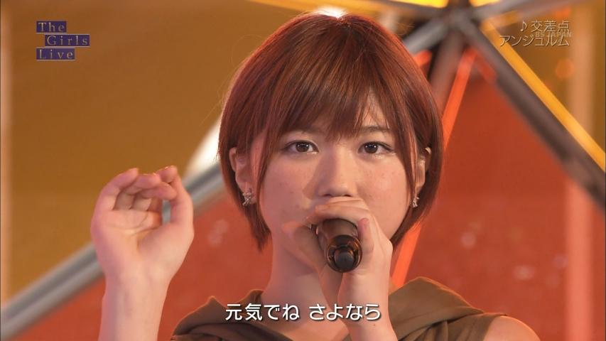 「The Girls Live」アンジュルム 竹内朱莉