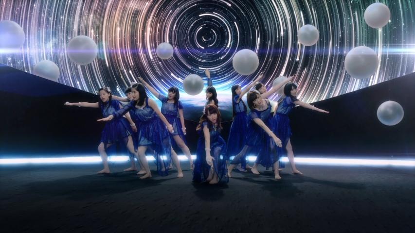 [Blu-ray]映像ザ・モーニング娘。8 ~シングルMクリップス~「時空を超え 宇宙を超え」
