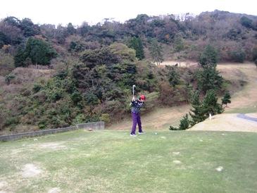 親睦ゴルフ1