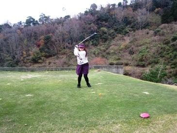 親睦ゴルフ2