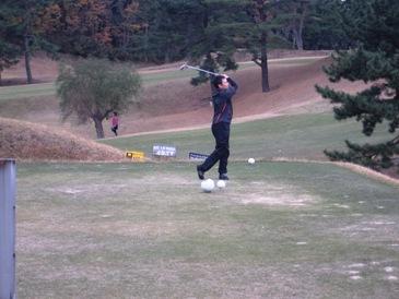 親睦ゴルフ5